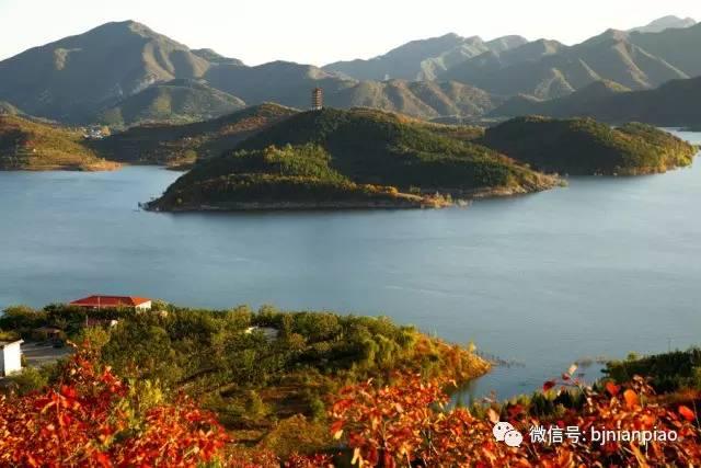北京平谷_金海湖风景区